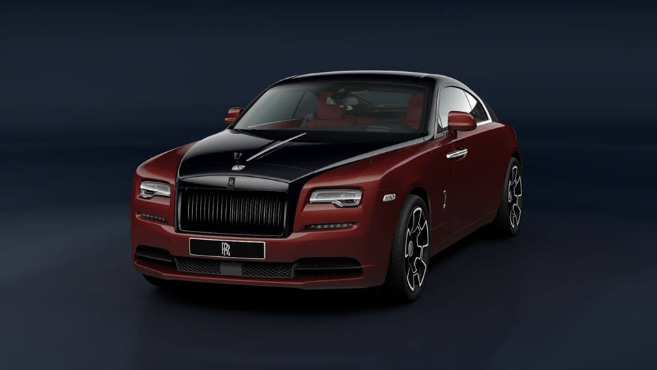 Spotlight: Rolls-Royce Wraith Black Badge