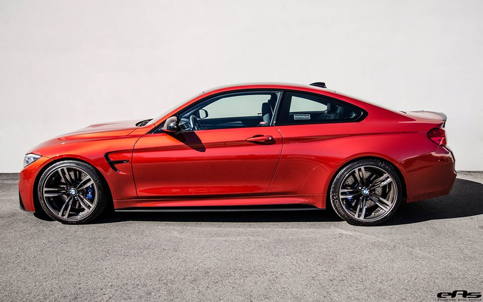Eye Candy Tricked Out Bmw M4 In Sakhir Orange