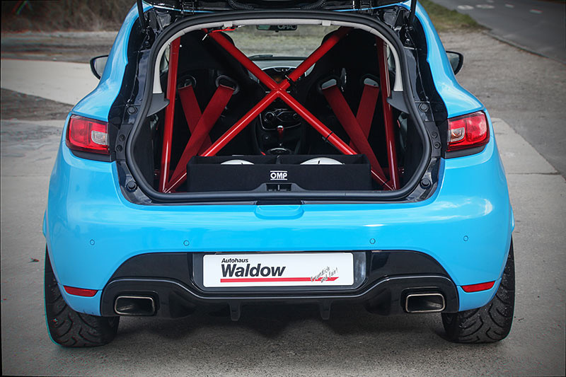 Renault Clio Rs Tweaked By Waldow