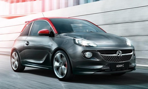 Wind-Up Vauxhall Adam C-1