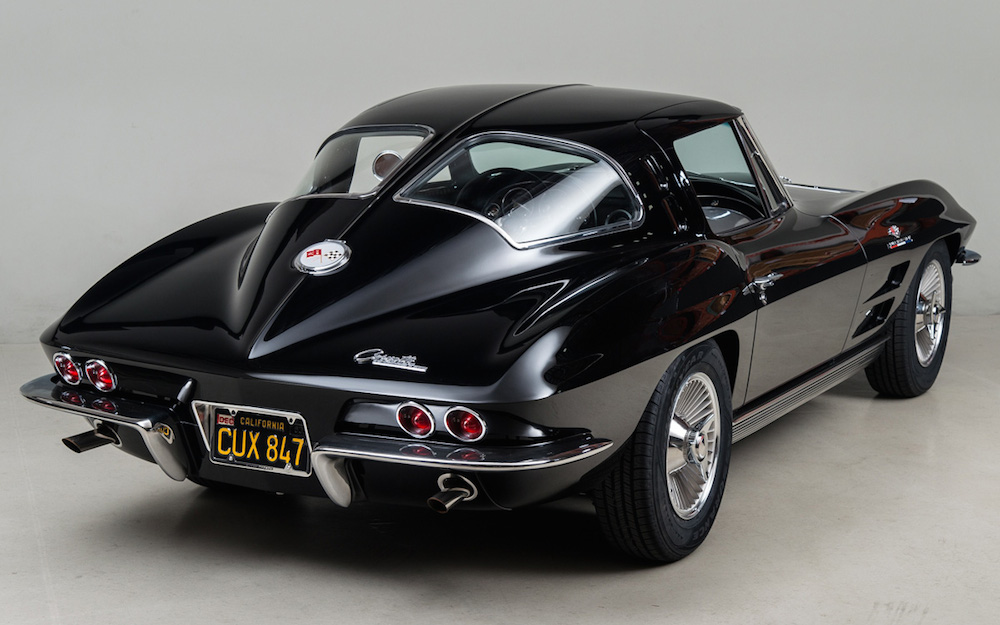 Eye Candy 1963 Corvette Stingray