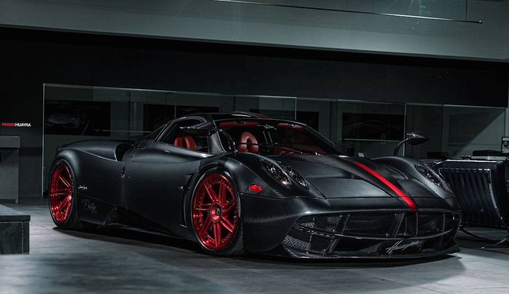 Adv1 Pagani Huayra Returns In New Photos