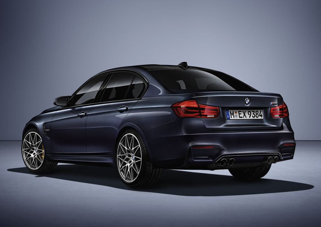 "Lastcarnews: Official: BMW M3 ""30 Years M3"" Edition"
