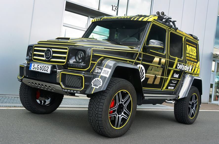 gallery brabus g6000 at gumball 3000. Black Bedroom Furniture Sets. Home Design Ideas