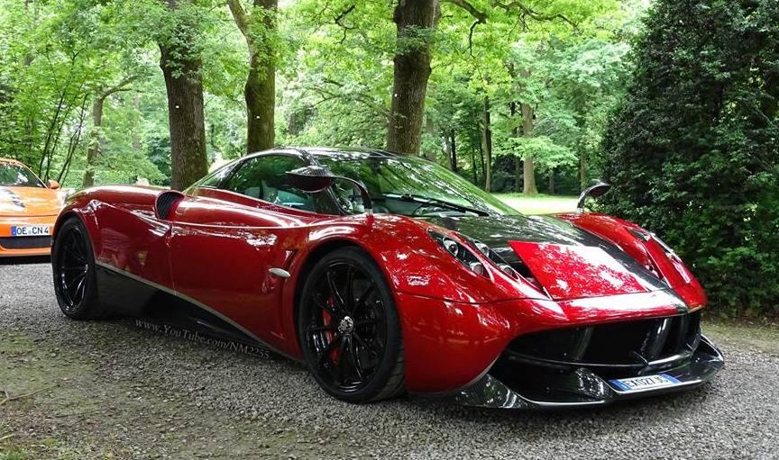 Italy Cars: Cars & Coffee Italy 2016