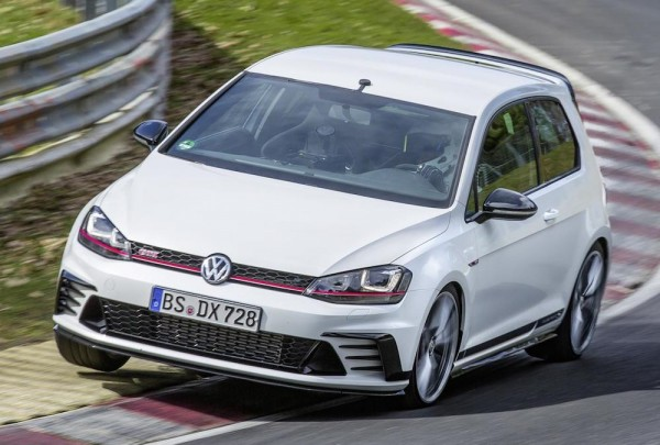 Official: Golf GTI Clubsport S