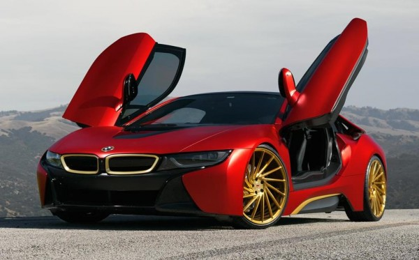 Iron Man BMW i8-0
