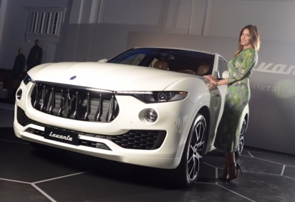 Maserati Levante UK Debut-0