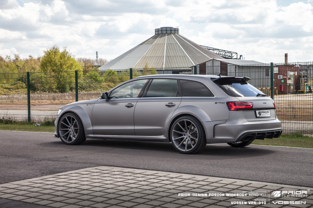 Prior Design Audi A6 Rs6 Wide Body Kit