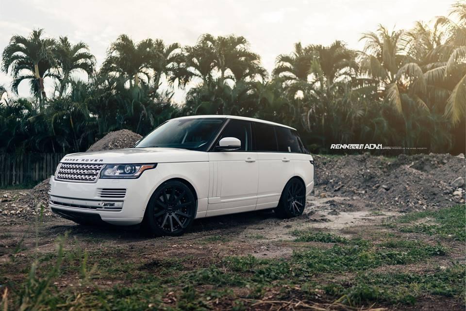 RENNtech Range Rover Vogue ... g topsy.one