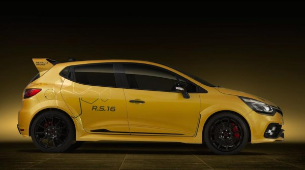 Renault Clio RS 16-0