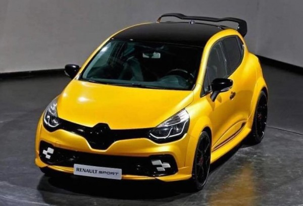 Renault Clio RS KZ-3
