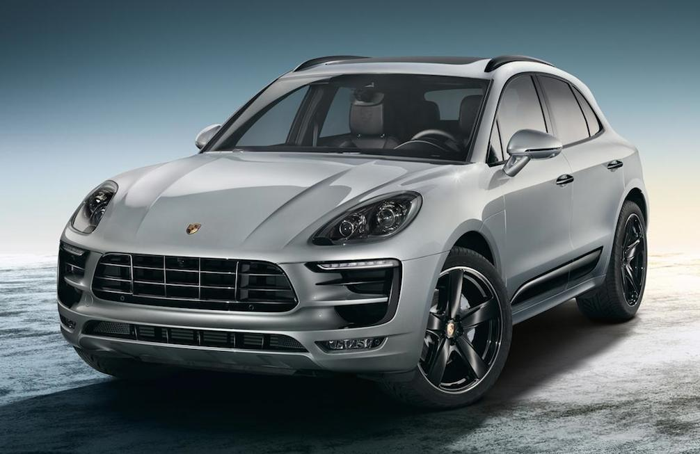 Rhodium Silver Macan By Porsche Exclusive