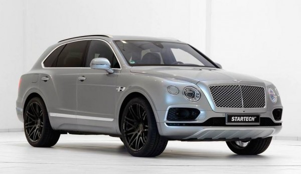 Startech Bentley Bentayga-0