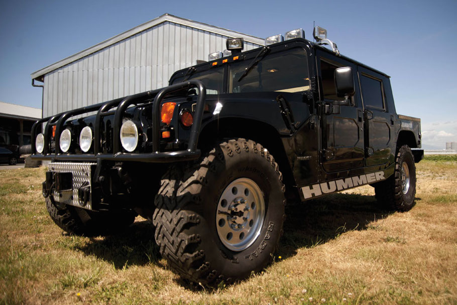 Tupac Hummer H1 0 at Tupac's Hummer H1 Is Up for Grabs