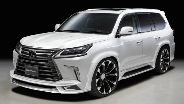 Preview: Wald Lexus LX 570