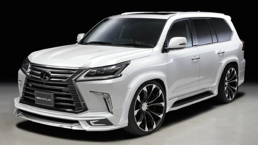 Preview Wald Lexus Lx 570