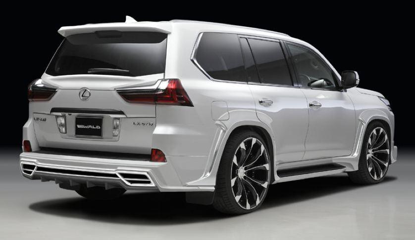 Preview Wald Lexus Lx 570