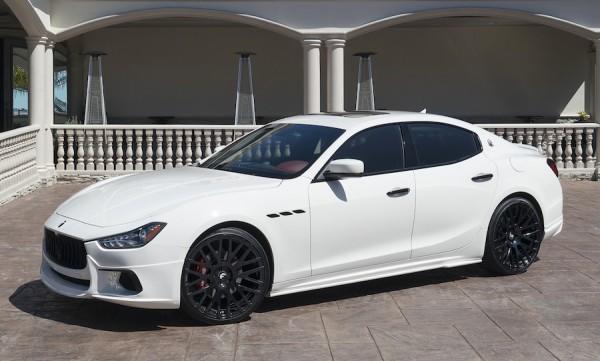Wald Maserati Ghibli Forgiato-0