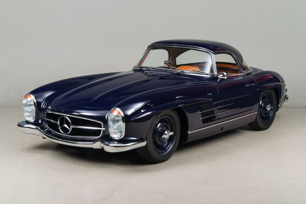 so good it hurts 1961 mercedes 300 sl. Black Bedroom Furniture Sets. Home Design Ideas