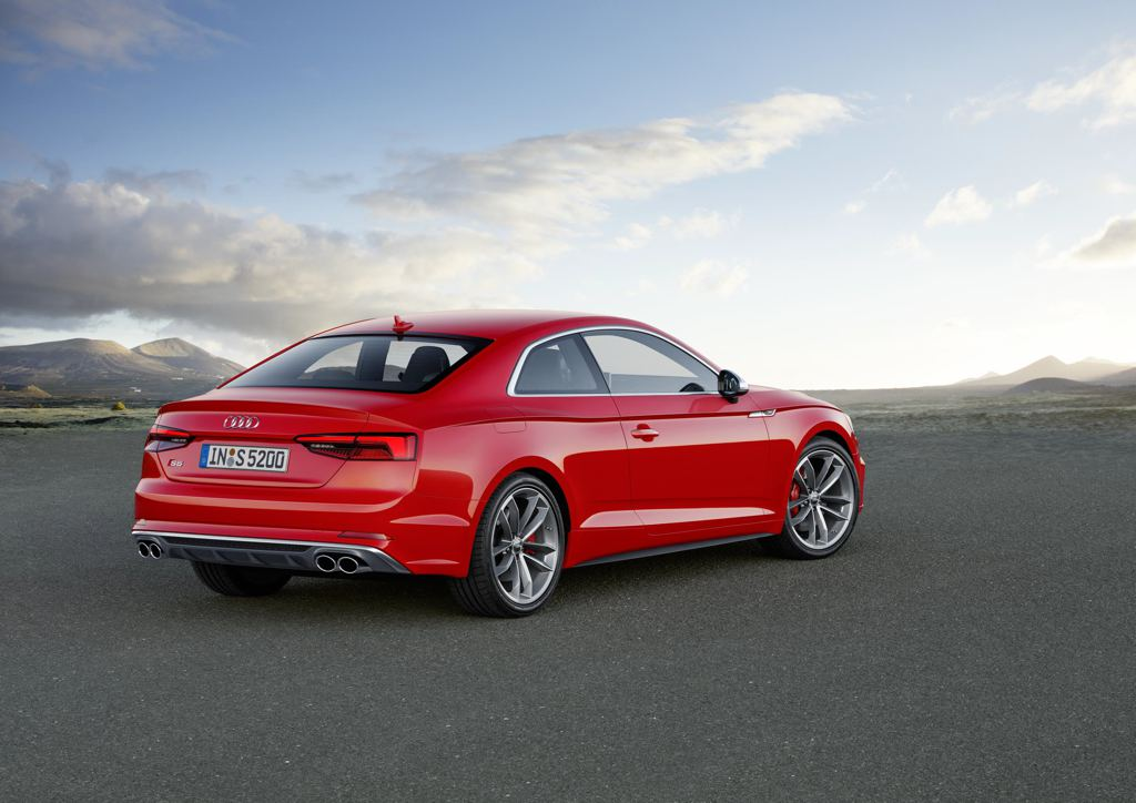 official 2017 audi a5 coupe s5 coupe. Black Bedroom Furniture Sets. Home Design Ideas