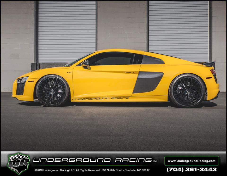 2017 audi r8 twin turbo by underground racing. Black Bedroom Furniture Sets. Home Design Ideas