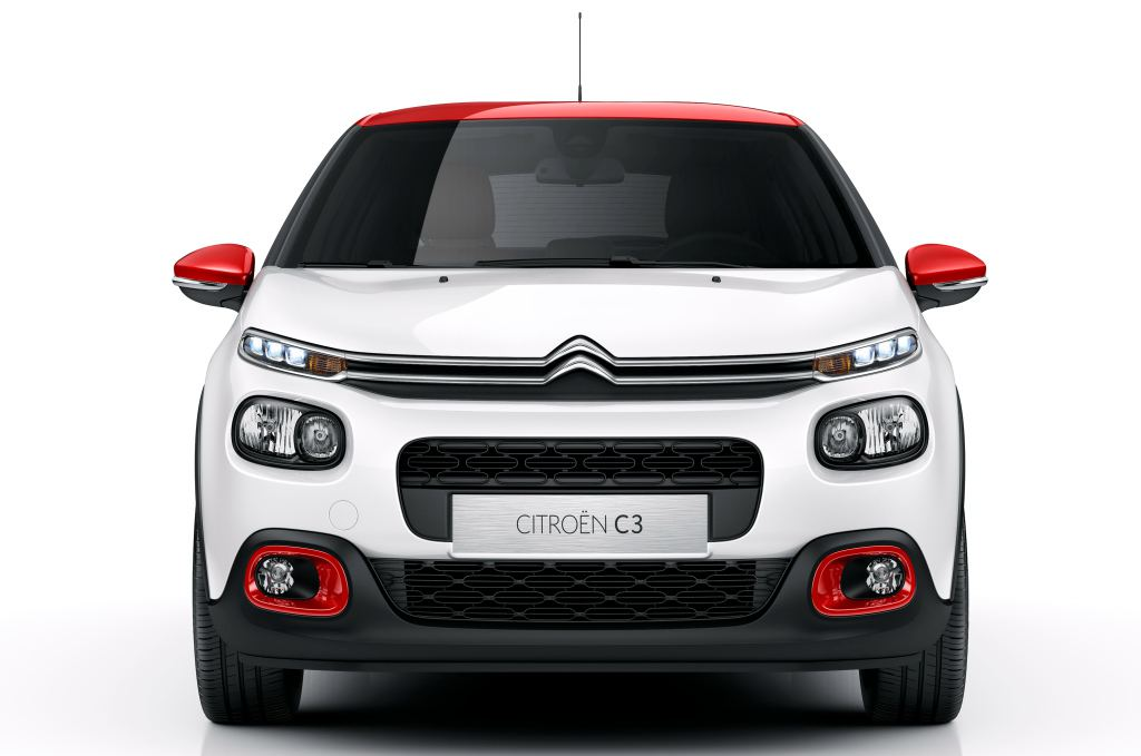 lastcarnews 2017 citroen c3 revealed with super funky design. Black Bedroom Furniture Sets. Home Design Ideas