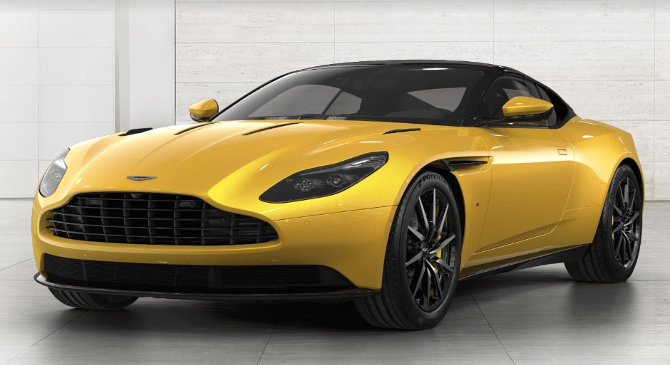 Aston Martin Db11 Online Configurator Launched