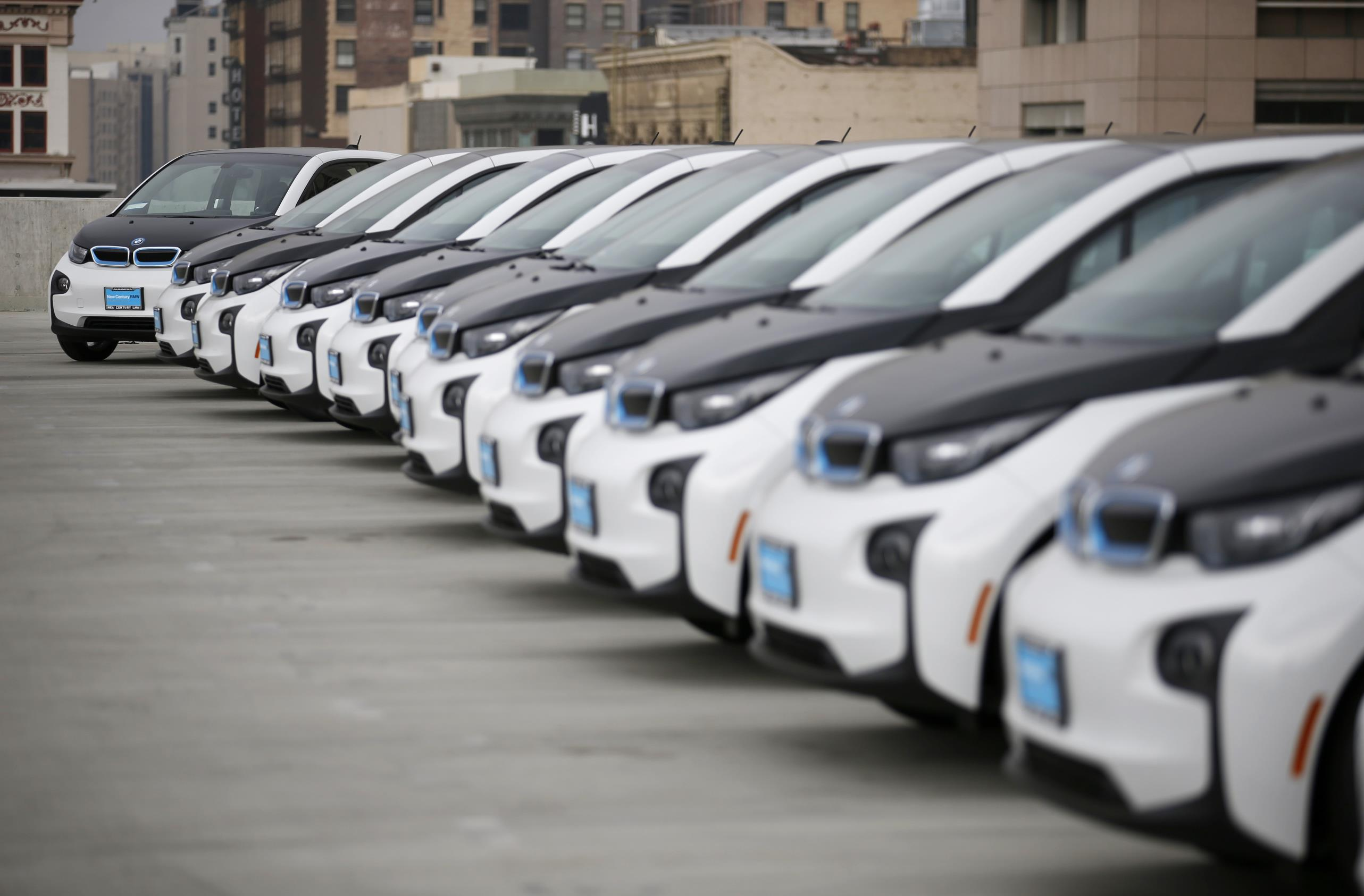Lapd Orders A 100 Bmw I3 Police Cars