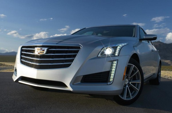 Cadillac ATS and CTS-0