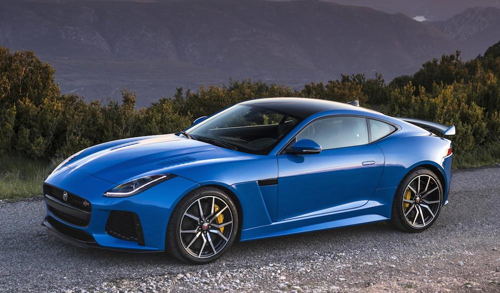 Jaguar F Type Svr Review Roundup Prior To Goodwood Debut on new koenigsegg 2016