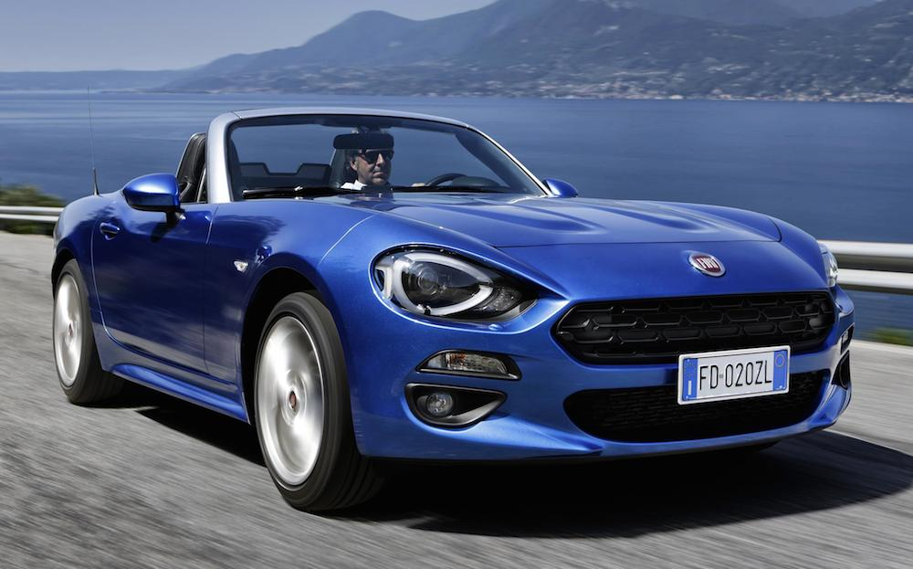 Used 2017 FIAT 124 Spider Pricing - For Sale | Edmunds