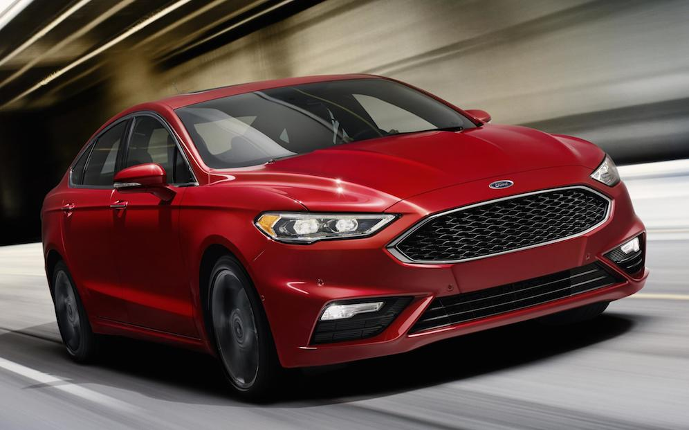ford fusion sport pricing announced. Black Bedroom Furniture Sets. Home Design Ideas