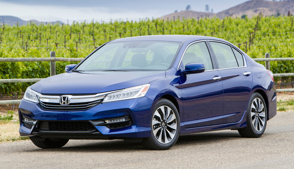 2017 honda accord hybrid pricing announced