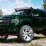 Kandy Green Chevrolet Tahoe 0 175x175 at Pimpin' on a Budget: Kandy Green Chevrolet Tahoe