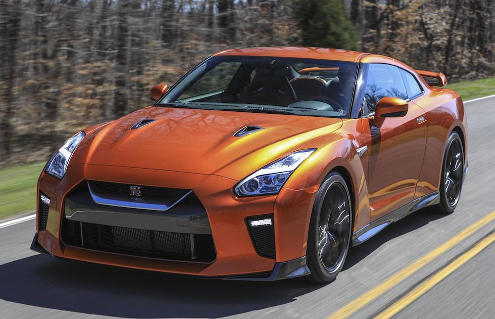 2017 Nissan Gt R Premium Priced From 109 990