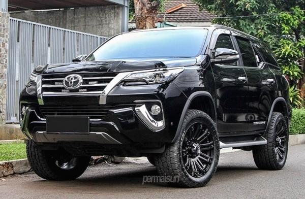 Permaisuri Toyota Fortuner-0