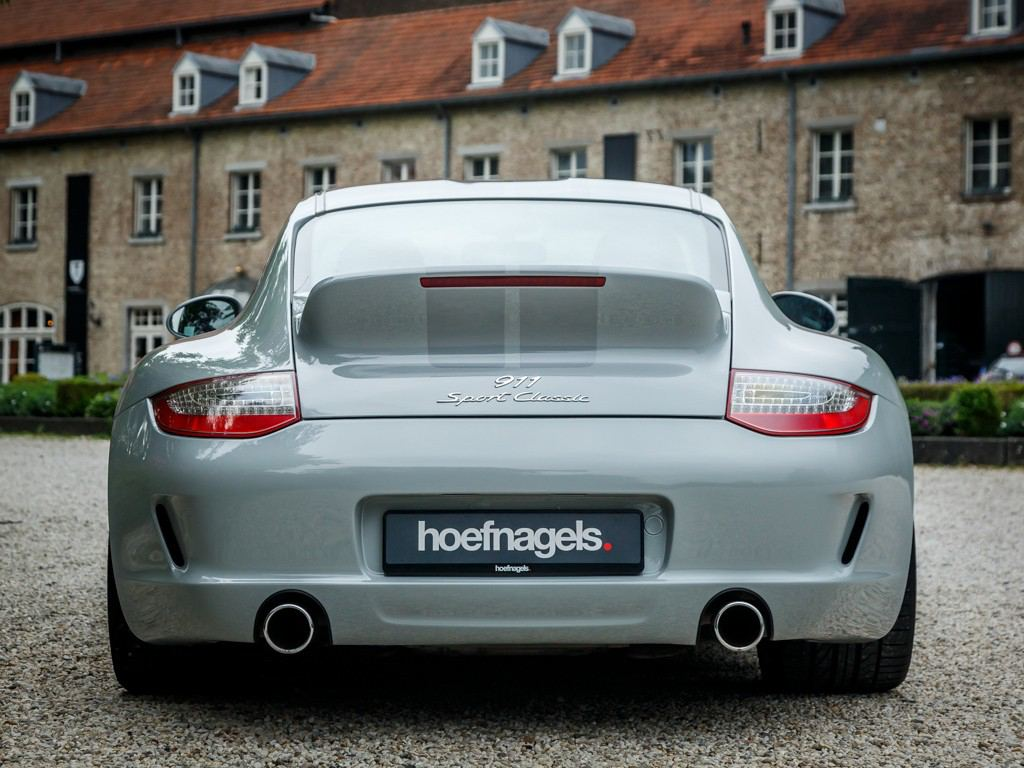 Lastcarnews Spotted For Sale Porsche 911 Sport Classic