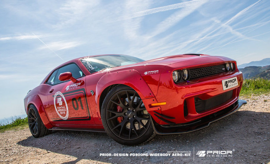 prior design dodge challenger wide body motorward. Cars Review. Best American Auto & Cars Review