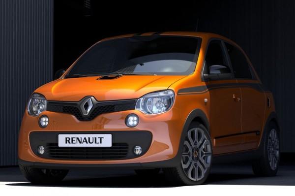 Renault Twingo GT-0