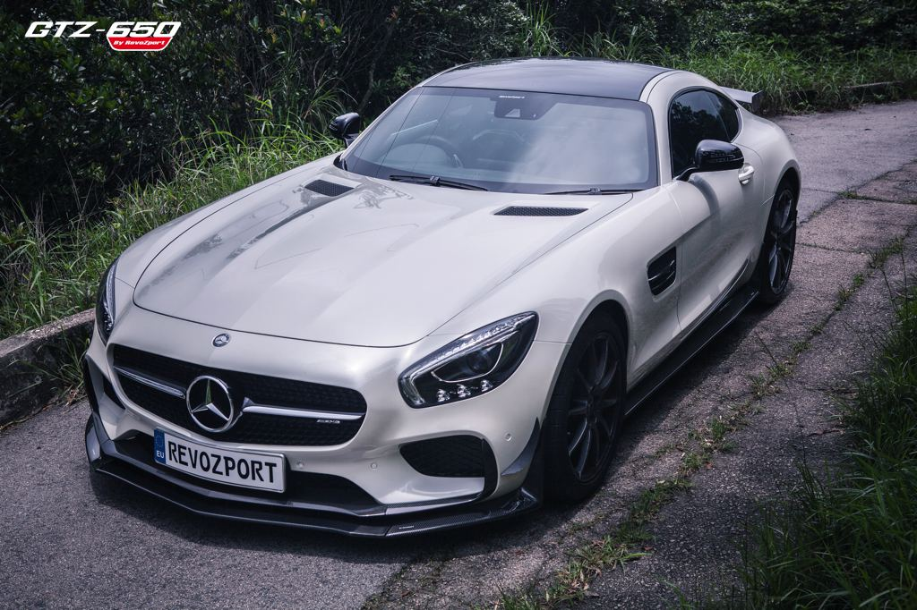 Revozport mercedes amg gt gets 650 hp for Mercedes benz 650