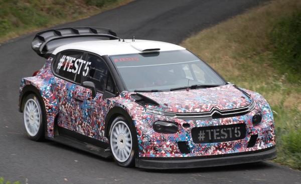 2017 Citroen WRC-0