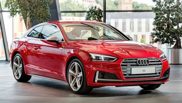 Audi S5 Coupe Exclusive-0