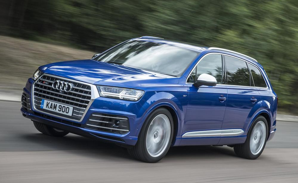 audi sq7 tdi priced from 70 970 in the uk. Black Bedroom Furniture Sets. Home Design Ideas