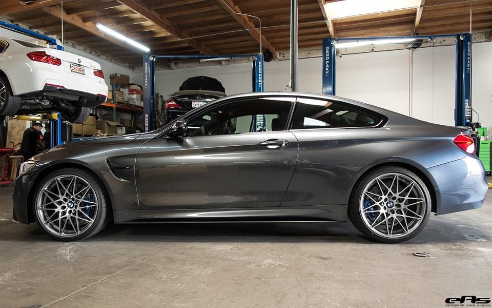 Spotlight Bmw M4 Competition Package