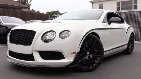 Bentley Continental GT3-R-Tour