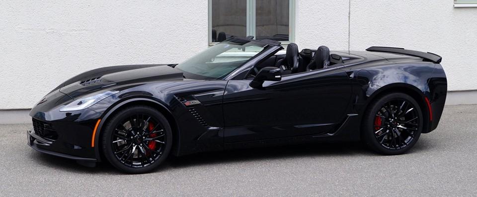 2018 Corvette Stingray Chevy Offers Corvette Z06 Parts To