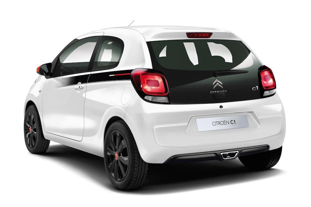 citroen c1 furio special edition launches in uk. Black Bedroom Furniture Sets. Home Design Ideas