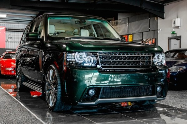 Kahn Range Rover Westminster-0