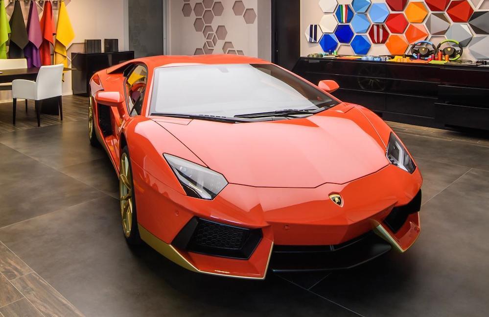 Lamborghini Ad Personam Gets Its Own Studio